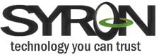 Reseller Area - Syron Technology