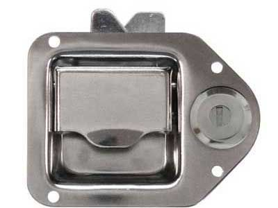 BOLT Lock Toolbox Latch with Lock - Retro Fit Kit