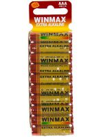 WinMax Extra Alkaline AAA Battery - 10 Pack